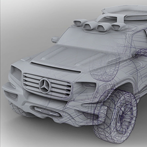 We Provide Training In Automotive Design And Digital Sculpting